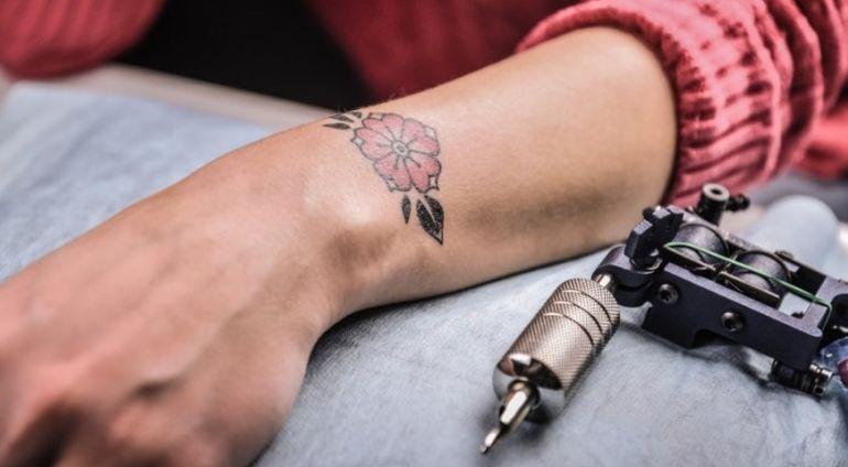 Tatuaż Artystyczny Mały