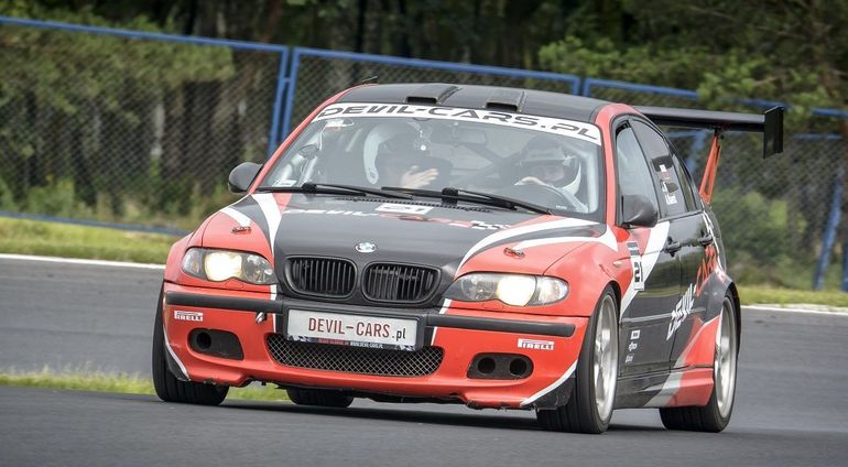 Jazda BMW M Power