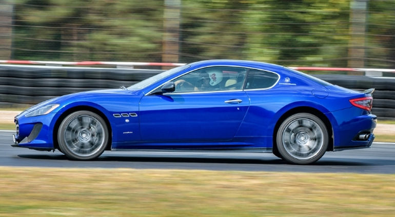 1df706da4aaaef Maserati GranTurismo | Jazda co-drive po Torze | Prezent | Katalog ...