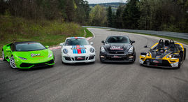 SuperCars eXtreme