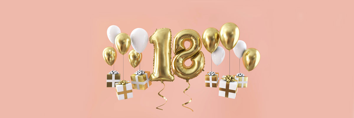Oryginalne życzenia I Wierszyki Urodzinowe Na 18 Katalog